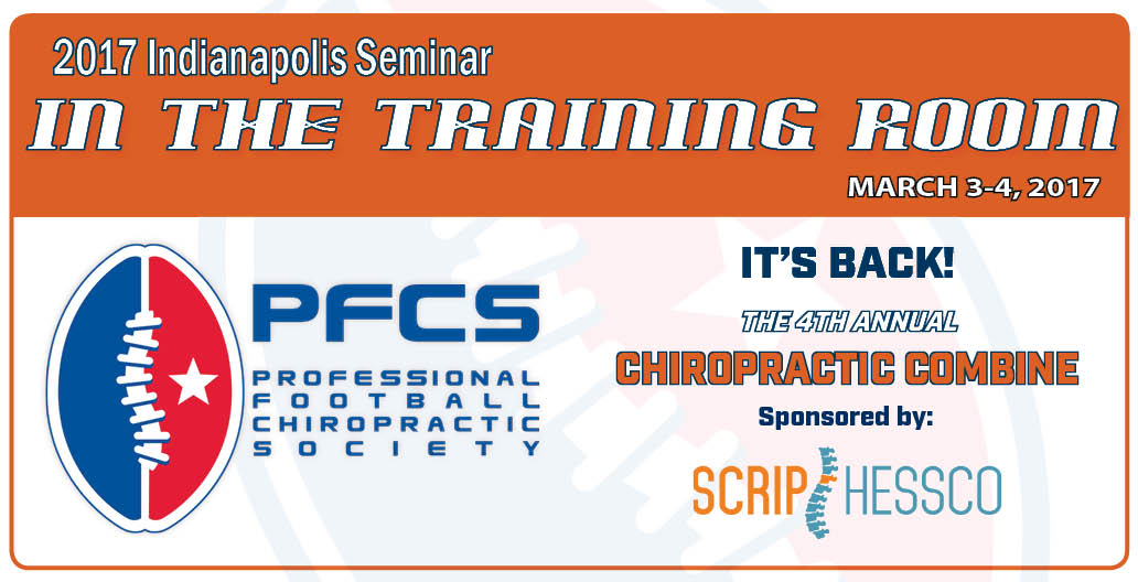 11th Annual Professional Football Chiropractic Continuing