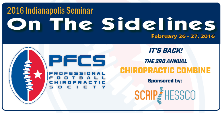 2016 Indianapolis Seminar - On The Sidelines